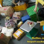 Cách tính giá gửi hàng đi sang Đài Loan