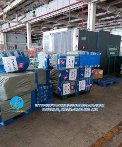 Gửi hàng đi Đài Loan