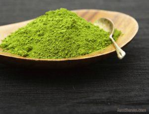 gửi bột trà xanh đi Đài Loan