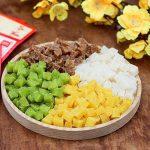 Nhận gửi các loại mứt đi Đài Loan giá rẻ