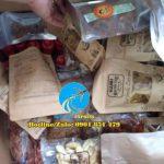 Nhận gửi các loại thực phẩm khô đi Malaysia
