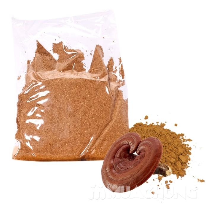 nhận gửi bột nấm linh chi đi đài loan
