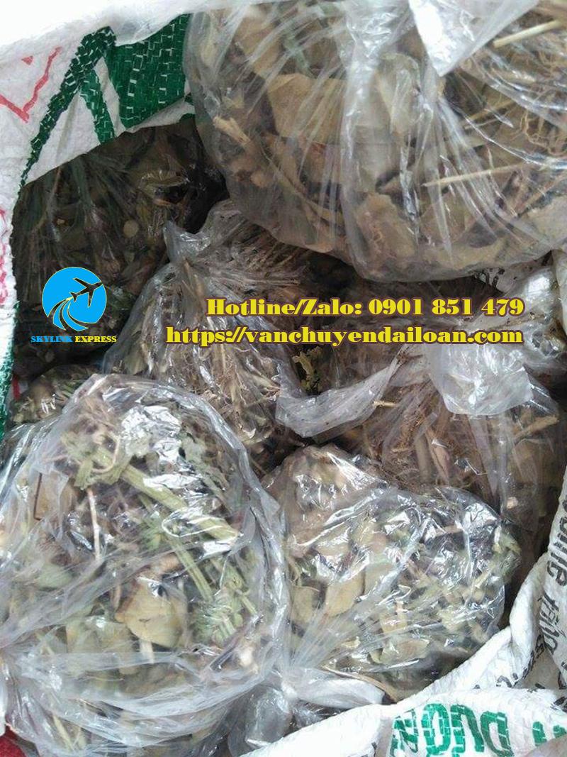 vận chuyển thuốc nam đi Đài Loan