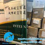 Vận chuyển gửi hàng từ Đài Loan về Việt Nam