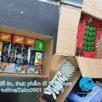 Nhận gửi hàng thực phẩm đi sang Singapore giá rẻ