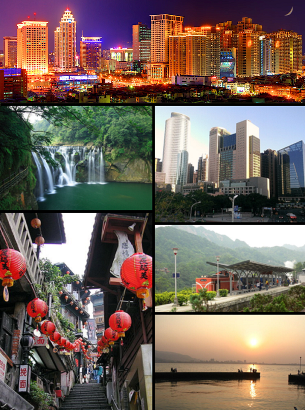 new taipei city