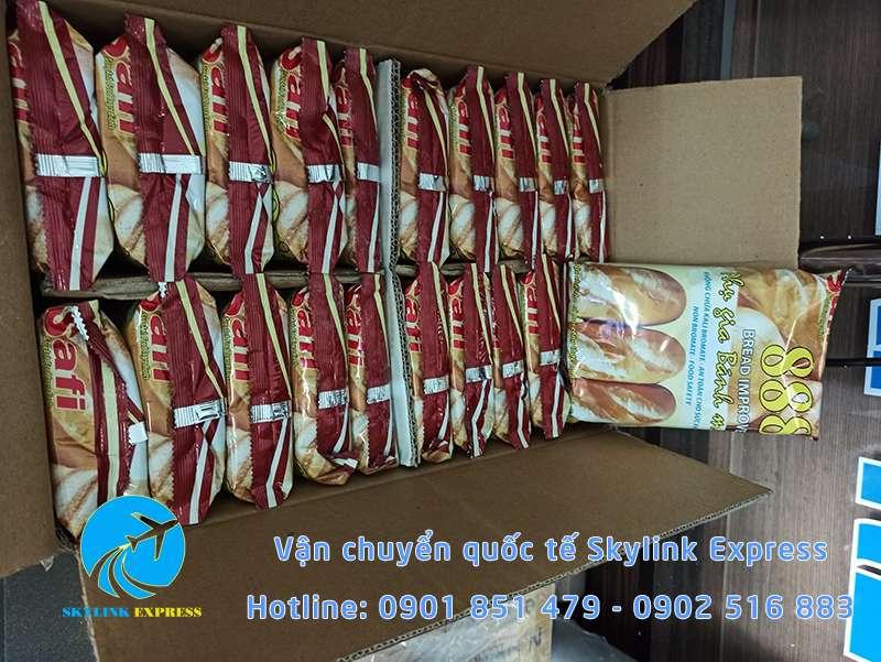 Gửi bột làm bánh đi Malaysia