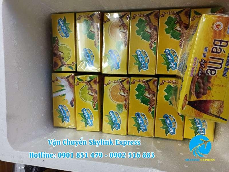 Gửi trà lipton đi sang Đài Loan