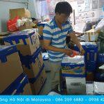 Gửi hàng Hà Nội đi Malaysia vận chuyển Hà Nội đi malaysia giá rẻ